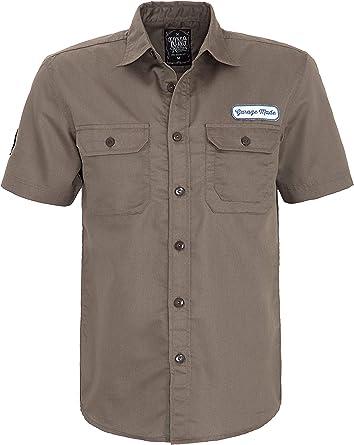 King Kerosin Speedway Kings Camisa para Hombre