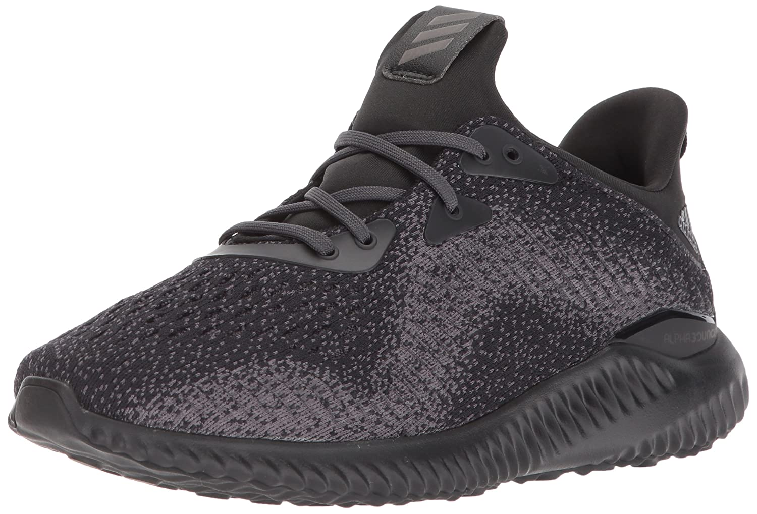 adidas Women's Alphabounce 1 W B072339Q78 9.5 B(M) US|Core Black/Trace Grey Metallic/Carbon