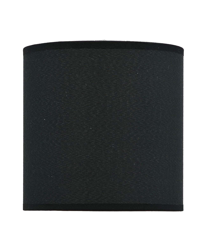 Lamp Shade Spider Aspen Creative 31009 Hardback Black