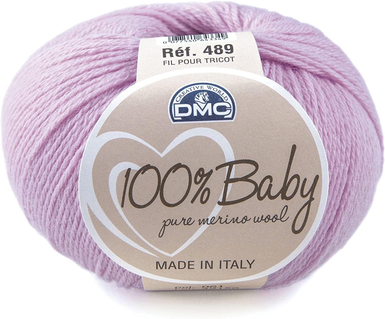 DMC Lana 100/% Baby/ /50/G Azul