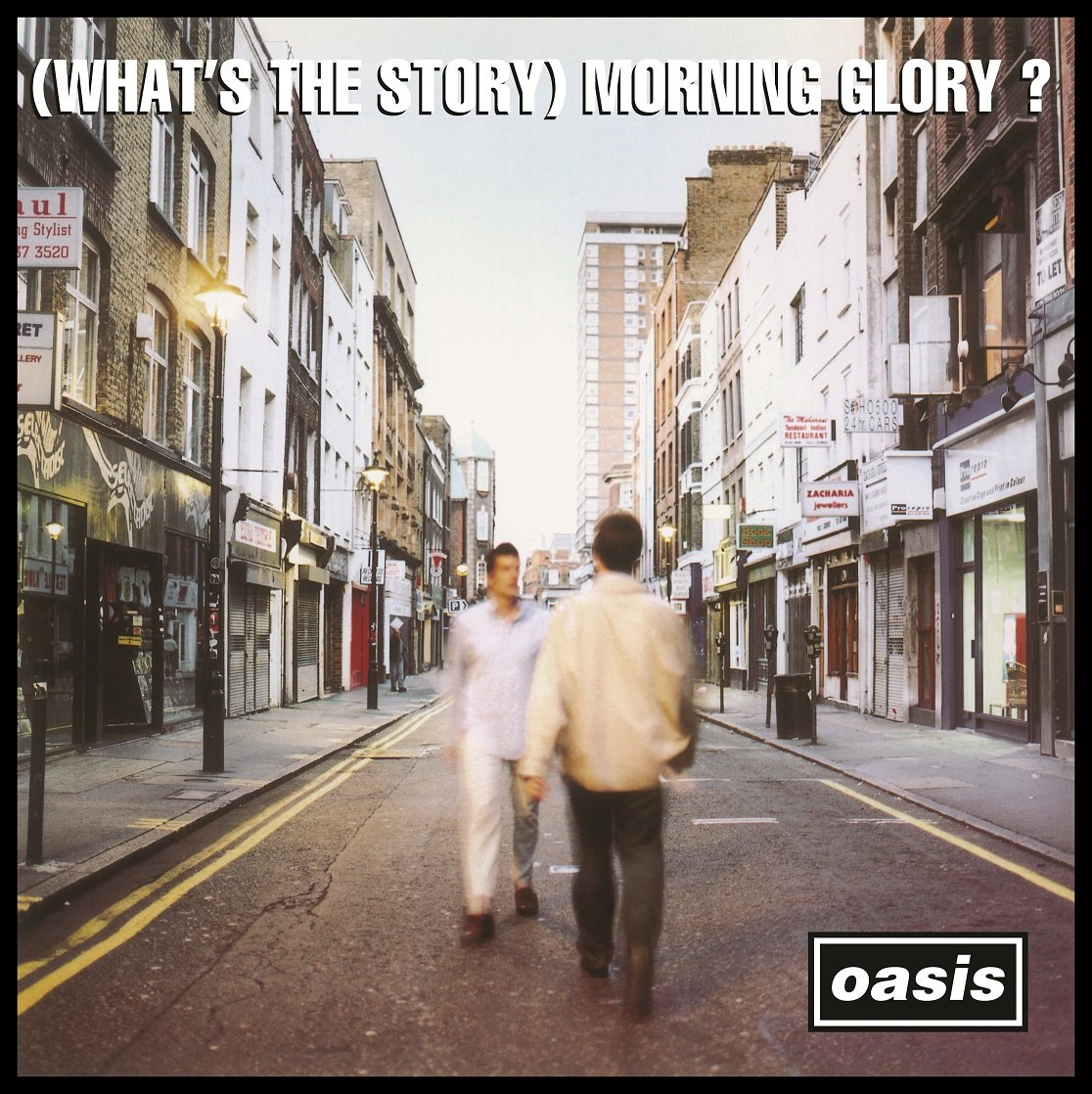 Image result for what's the story morning glory