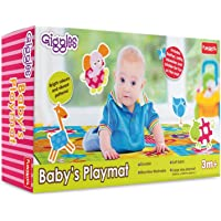Giggles Baby's Playmat, Multi Color