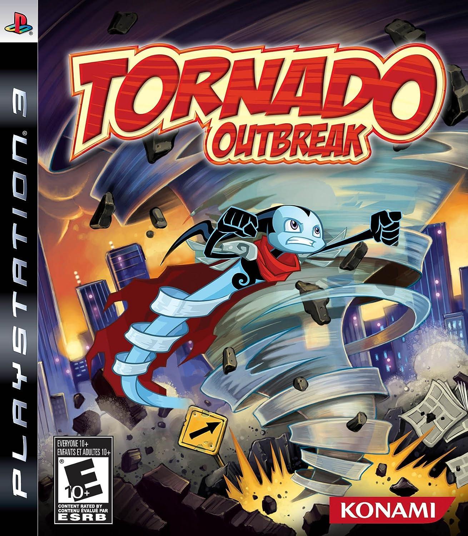 Amazon com: Tornado Outbreak - Playstation 3: Video Games