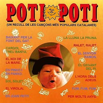 49db4a480d13 Recull Cançons Populars Infantils Catalanes: Poti Poti: Amazon.es ...