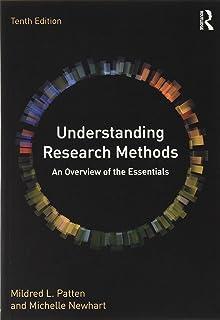 Amazon understanding research methods an overview of the understanding research methods an overview of the essentials fandeluxe Image collections