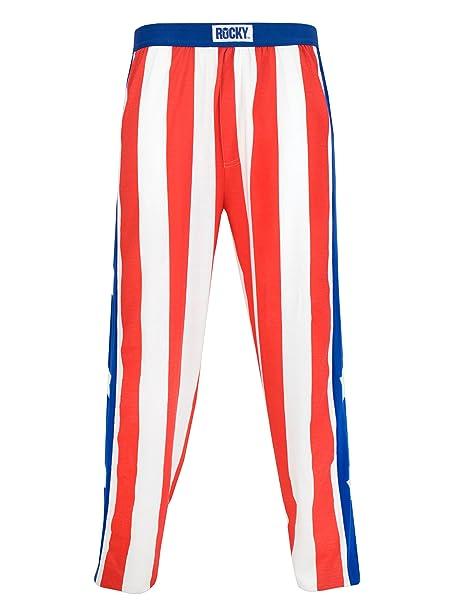 Rocky pantalones del pijama para Hombre Rocky Balboa - M