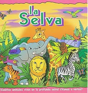 SELVA (SORPRESAS) (Spanish Edition)