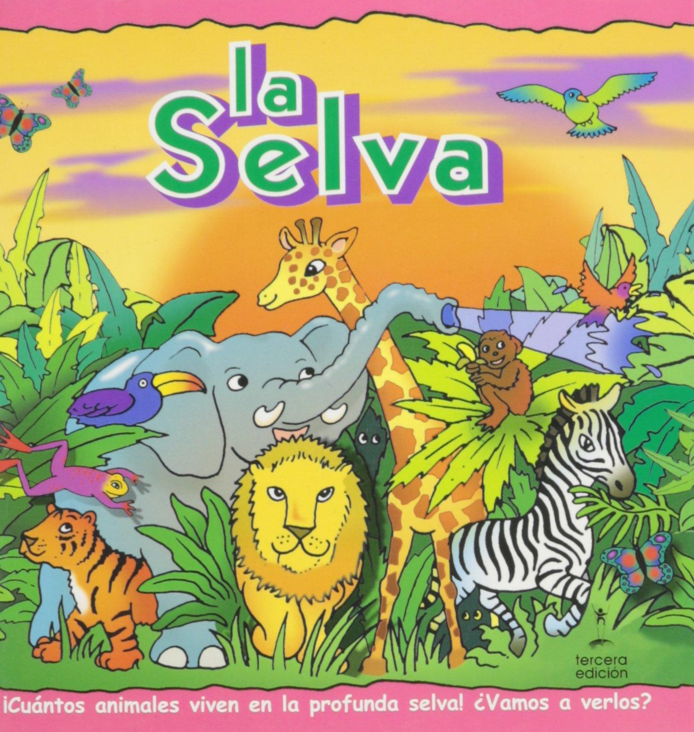 SELVA (SORPRESAS) (Spanish Edition) pdf epub