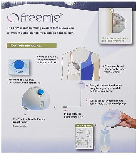 White river breast pump