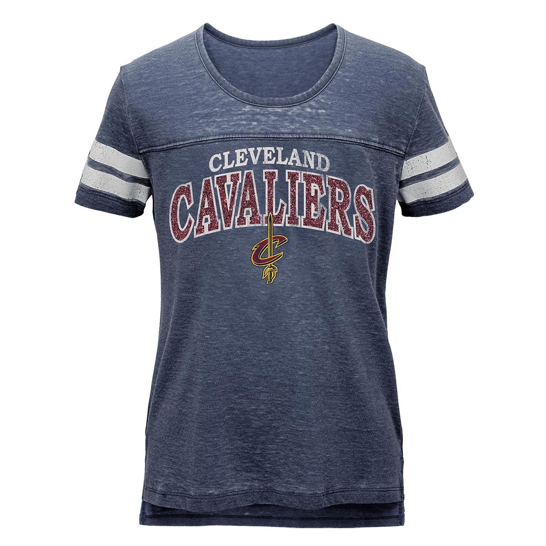 ファッションの NBA Cleveland Cavaliers Junior B01M13X6QT Girls半袖Throwback Cavaliers Tee Xl(15-17) Cleveland Cavaliers B01M13X6QT, パソコン工房:4a1f0aa6 --- a0267596.xsph.ru