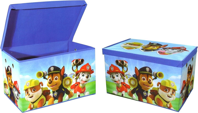 Paw Patrol Superdiver Pop Up Laundry Basket Toy Box Storage Box Clothes Box Kid