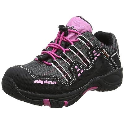 Alpina 680401, Chaussures de Randonnée Basses Fille