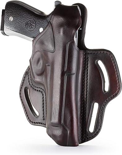 1791 GunLeather BHX-4 Premium OWB Thumb Break Holster