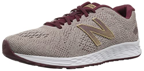 New Balance Fresh Foam Arishi, Scarpe Sportive Indoor Uomo, Rosso (Dark Red), 42 EU