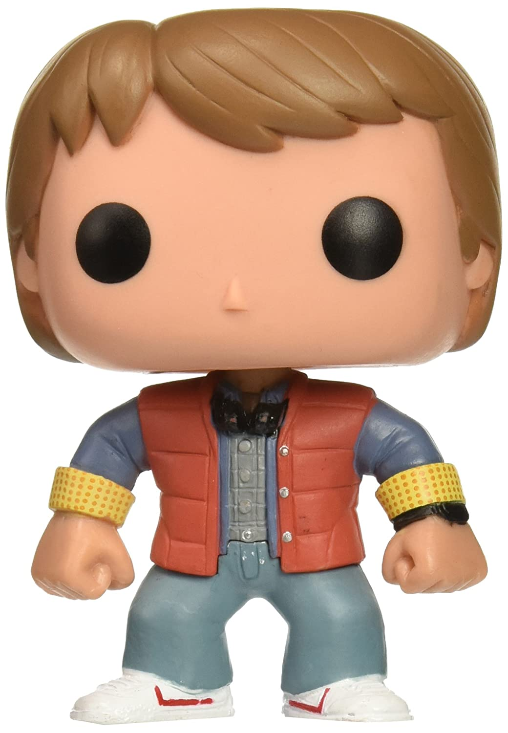 Funko Pop Movie Back to the Future Marty Vinyl Figure Funko Pop! Movies: 3400 Accessory Toys & Games