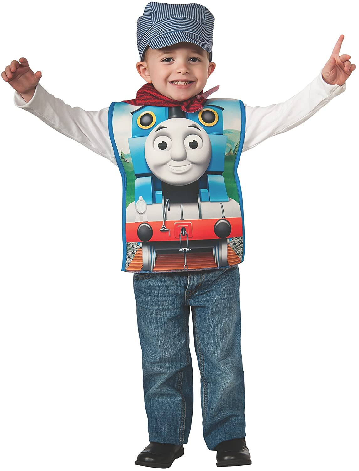 Rubies Thomas and Friends, The Thomas The Friends, Tank Engine Costume, Child Small by Rubie's 1fda15