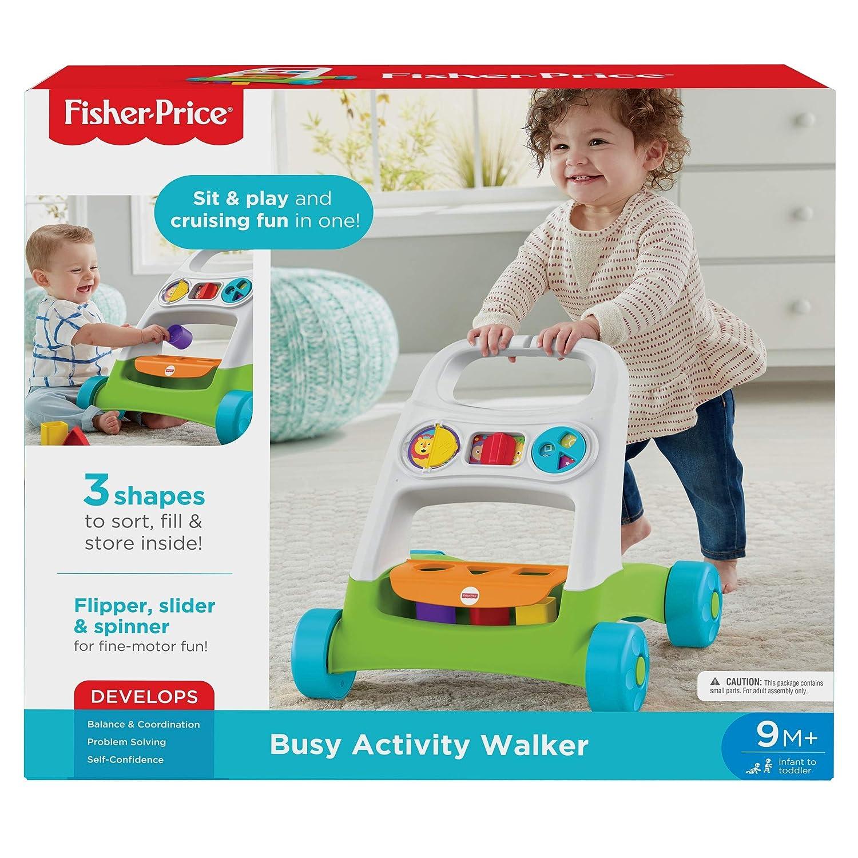 Fisher-Price - Andador activity Correpasillos bebés +9 meses ...