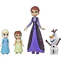 Frozen 2 Mini Muñecas Escena Familiar (Hasbro E6913ES0)