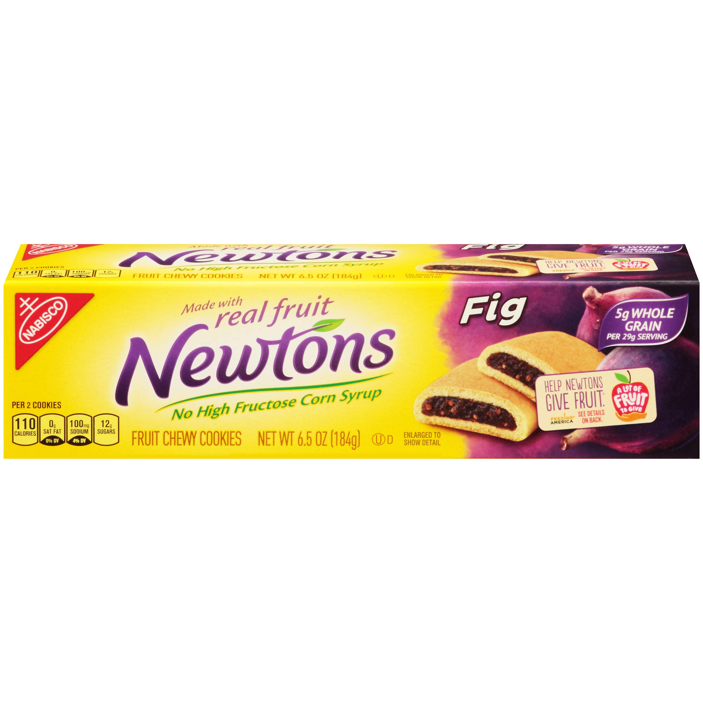 Newtons Fig Original Fruit Chewy Cookies, 6.5 Ounce by Newtons (Image #1)