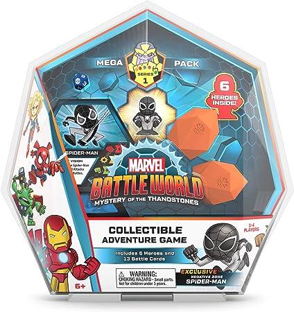 Marvel Battleworld: Series 1 Mega Pack – Negative Zone Spiderman