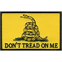 DON'T TREAD ON ME HOOK BACK, High Thread