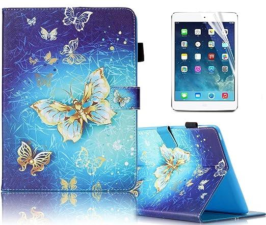 1 opinioni per Custodia iPad 2/3/4 in pelle, Sunroyal® PU Leather Tavoletta Protettiva Cassa