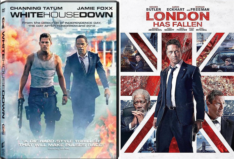 Amazon Com White House Down London Has Fallen Action Bundle Dvd