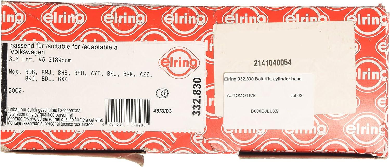 Elring 332.83 Zylinderkopfschraubensatz