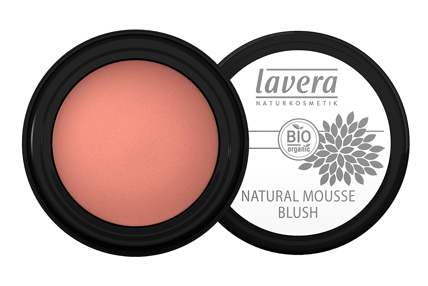 lavera Natural Mousse Blush ∙ Colour Classic Nude 01 ∙ Ultra light creamy Mousse ∙ Vegan ✔ Natural & Innovative Make up ✔ Organic Skin Care ✔ Colour Cosmetics ✔ BIO 4 g Laverana GmbH & Co. KG 106438