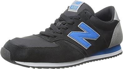 New Balance U420 Calzado 13,0 schwarz: Amazon.es: Zapatos y complementos
