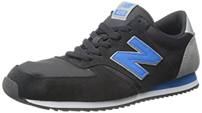 new balance u420 navy red blue