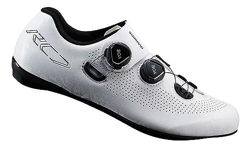 Shimano SH-RC701 - Zapatillas - Blanco Talla del Calzado EU 41 2019: Amazon.es: Zapatos y complementos