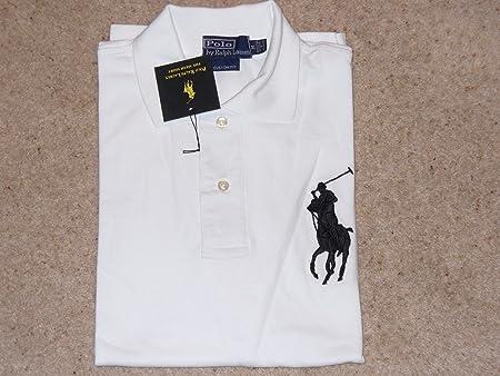 Ralph Lauren - Polo (manga corta, tallas S-XL, diseño de caballo ...
