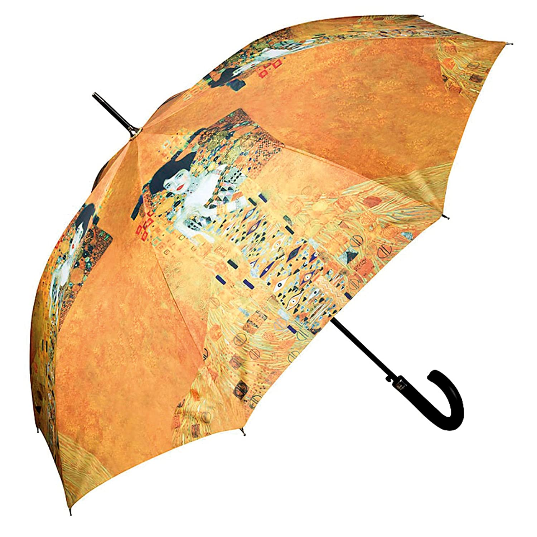 VON LILIENFELD Parapluie Automatique Femme Mode design motif-d'art Gustav Klimt: Adele