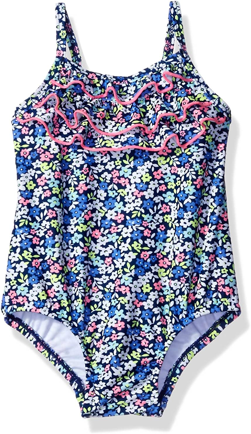 Carters Baby Girls Ditsy Floral One Piece Swimsuit