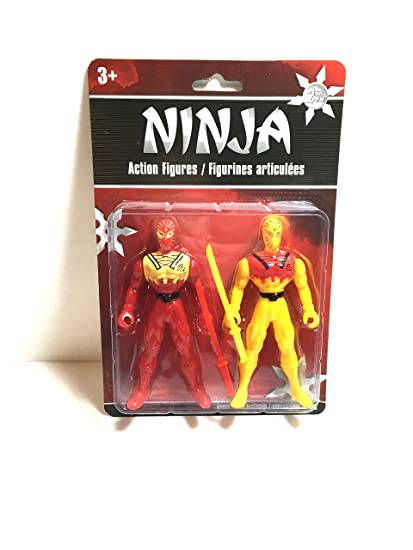 Amazon.com: Ninja Action Figure by Greenbrier: Toys & Games