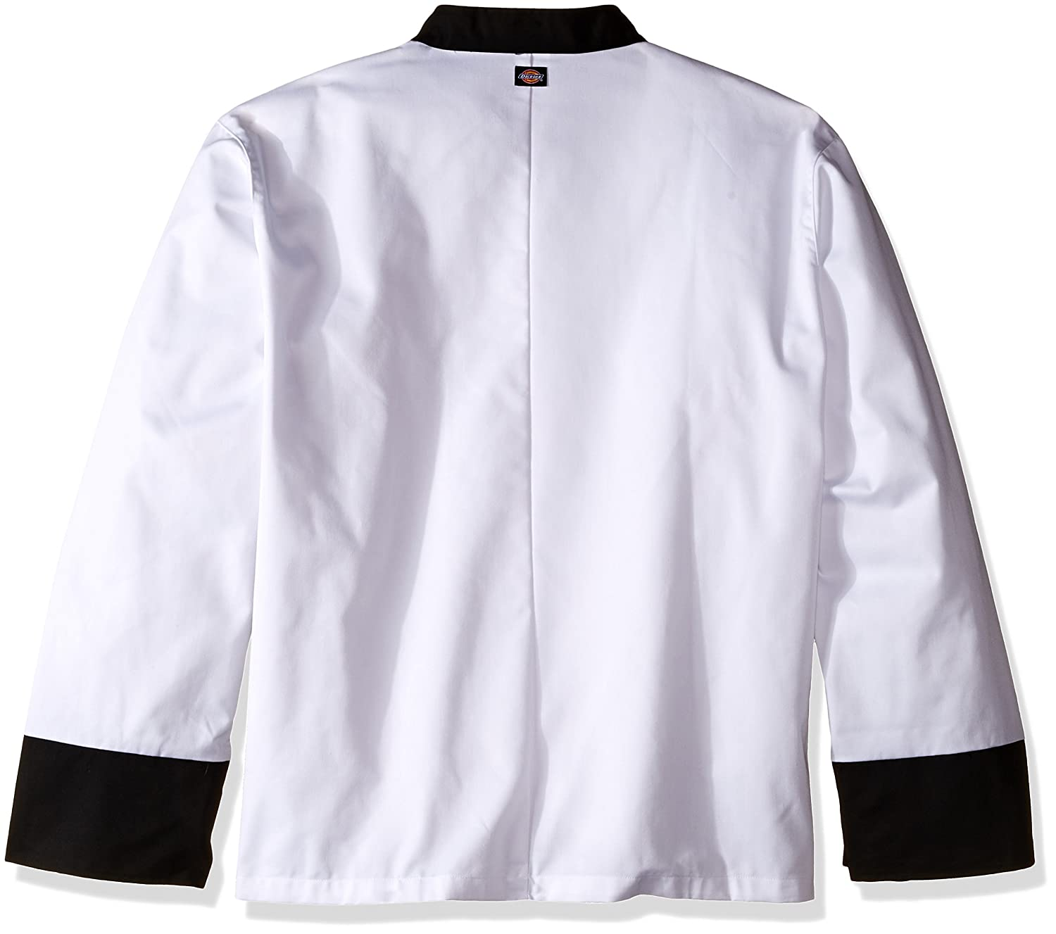 Dickies Big and Tall Classic 10 Button Coat with Contrast Cuffs and Collar
