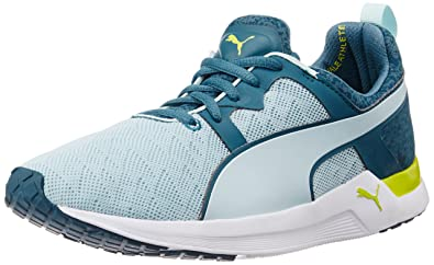 separation shoes 21740 308a6 Puma Women's Pulse XT Sport Wn s Clearwater and Blue Coral Mesh Running  Shoes - 3