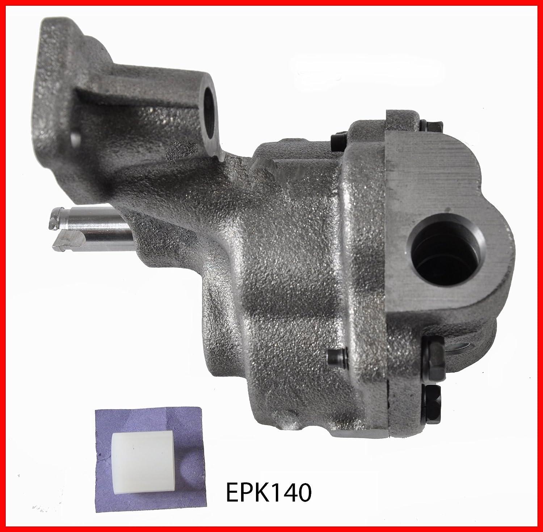 Engine Rebuild Overhaul Kit FITS w//2pc RMS 1967-1985 Chevrolet SBC GM 350 5.7L OHV V8
