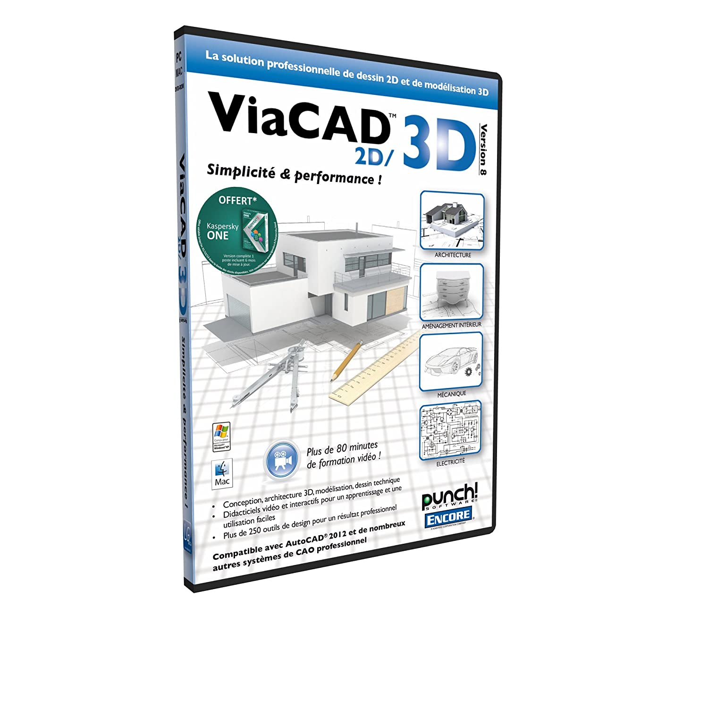 Logiciel architecte 3d professionnel for Architecte 3d amazon