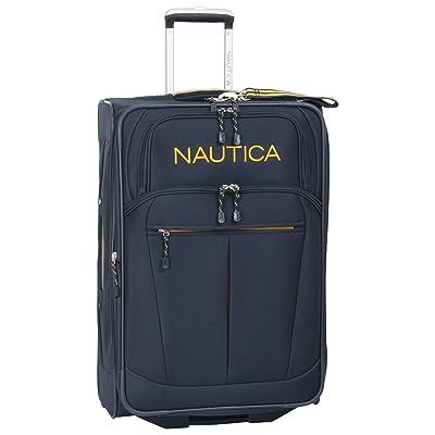 Nautica Luggage-Expandable Travel Suitcase