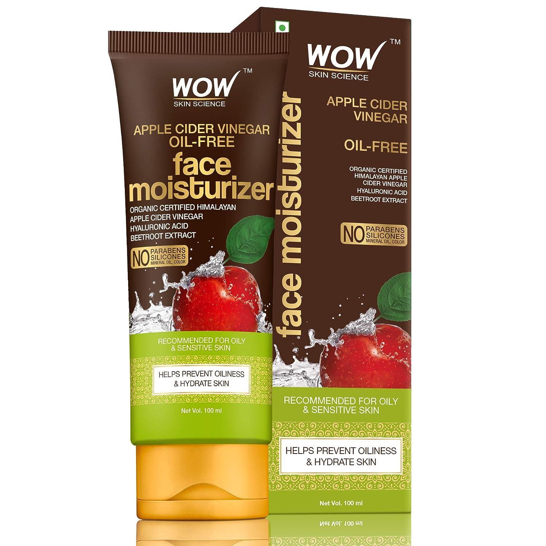 WOW Skin Science Organic Apple Cider Vinegar Face Moisturizer
