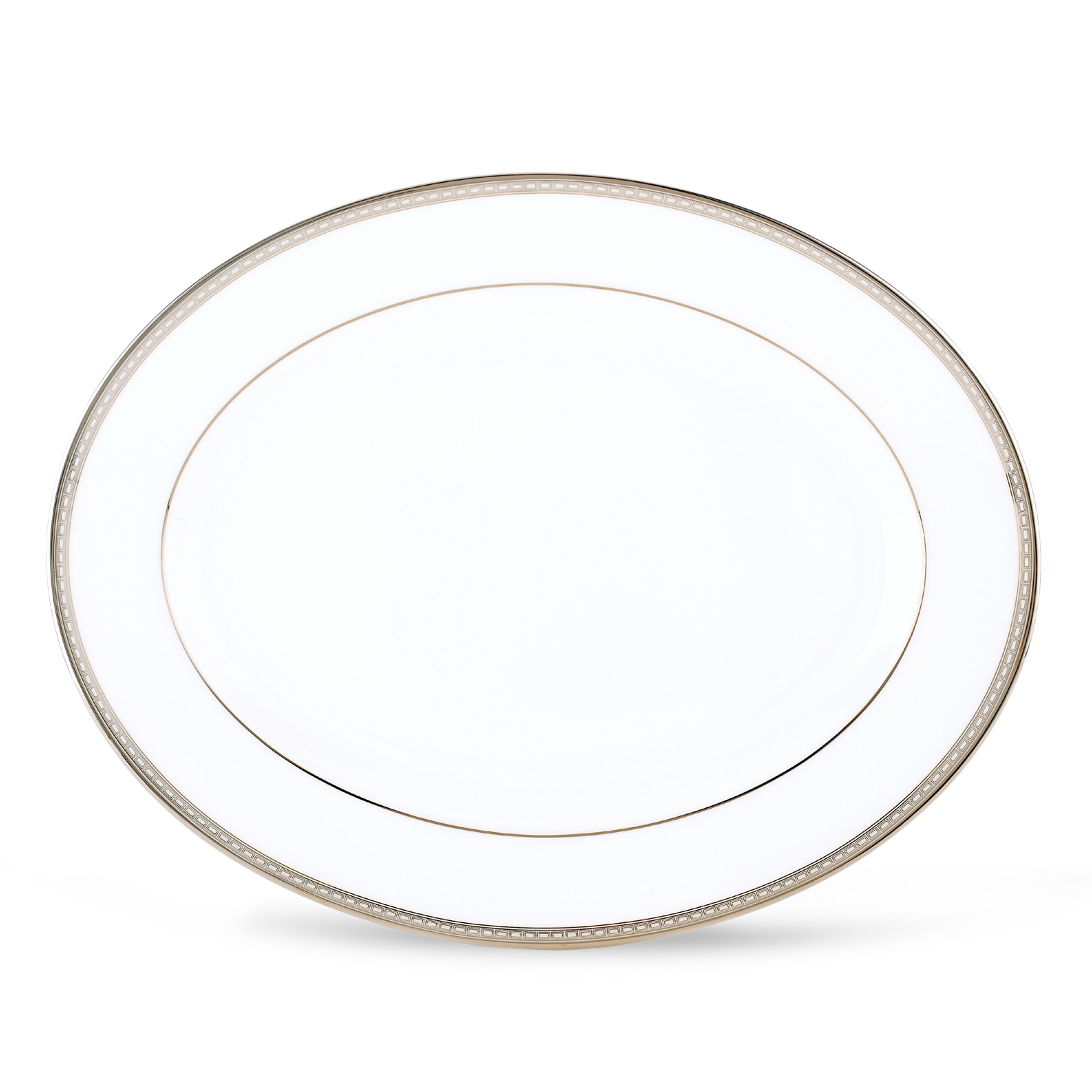 Lenox Murray Hill Oval Platter, 16-Inch