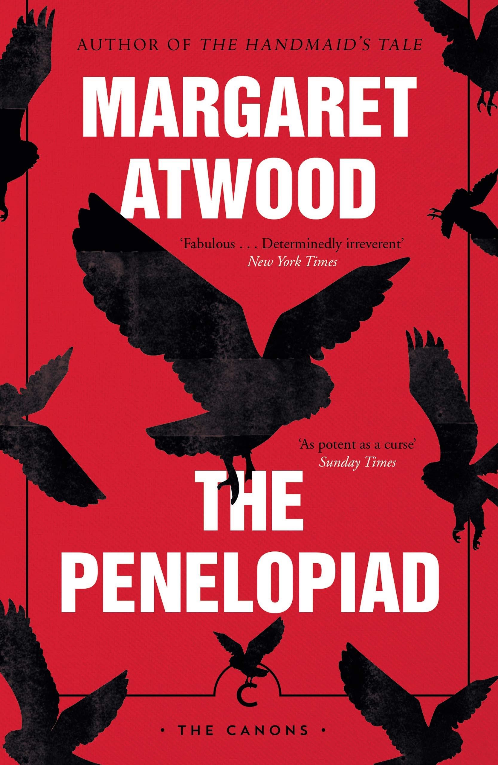 The Penelopiad (Canons): Amazon.co.uk: Atwood, Margaret: 9781786892485:  Books