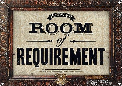 Amazon.com: Harry Potter Hogwarts sala de Requisito Small ...