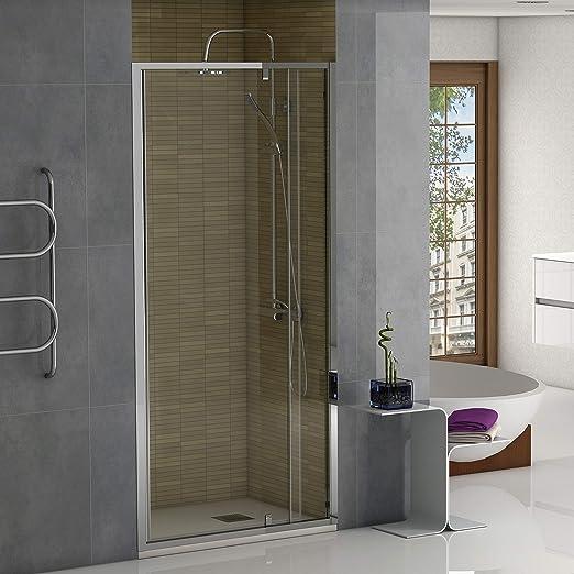 Mampara pivotante para ducha
