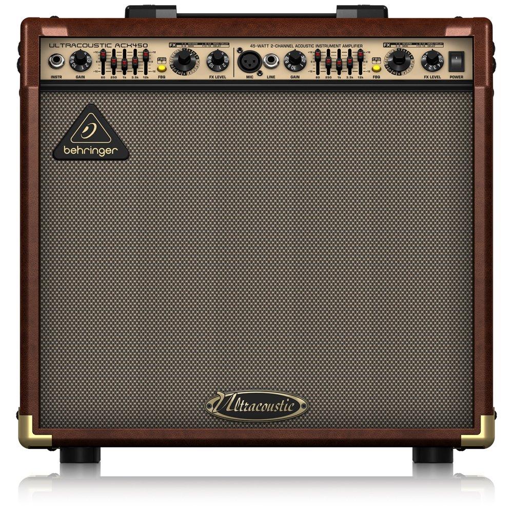 Behringer ACX450 Ultracoustic Ampli Combo 45 W Noir