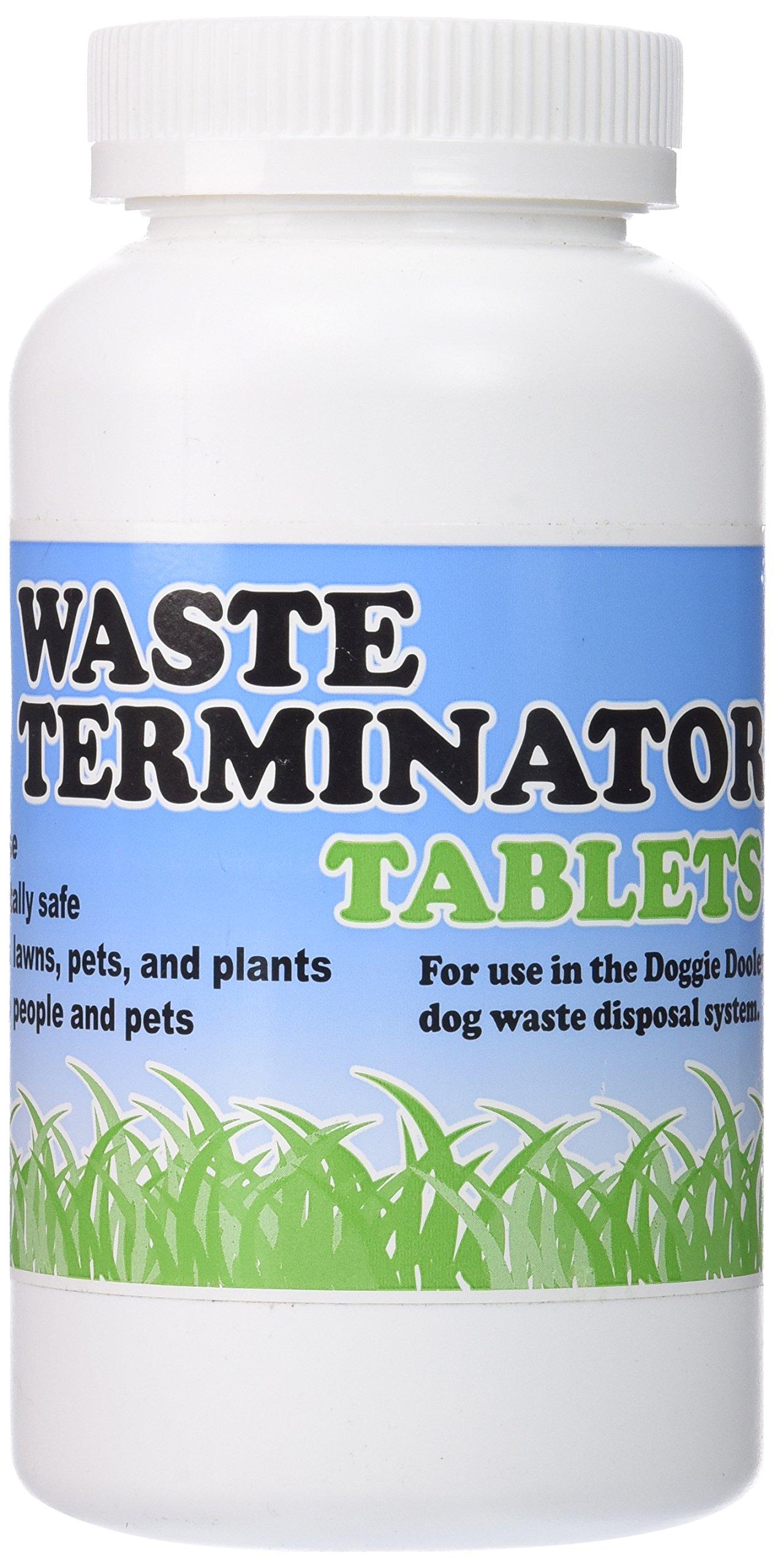 Hueter Toledo Doggie Dooley 100 Bottle Waste Terminator Tablets by Hueter Toledo