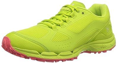 Haglofs Gram Comp II Women's Running Shoes - 7.5 - Green