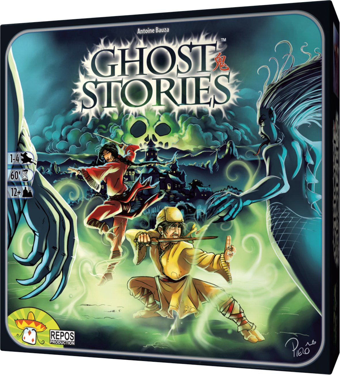 Asmodee – Ghost Stories, RPGSFR01, Keine
